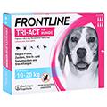 FRONTLINE Tri-Act Lsg.z.Auftropfen f.Hunde 10-20kg 6 Stück