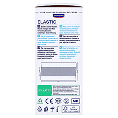 HANSAPLAST Elastic Pflaster 4 cmx5 m 1 Stück - Linke Seite