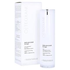 TEOXANE Advanced Filler Anti-Aging-Creme normale bis Mischhaut 50 Milliliter