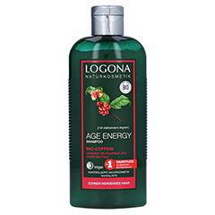 LOGONA Age Energy Shampoo 250 Milliliter