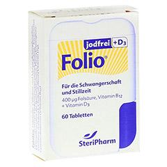 FOLIO jodfrei+D3 Filmtabletten 60 Stück