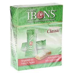 IBONS Classic Ingwerkaubonbons Orig.Schachtel 60 Gramm