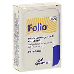 FOLIO+D3 Filmtabletten 60 Stück