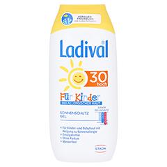 LADIVAL Kinder allergische Haut Gel LSF 30 200 Milliliter