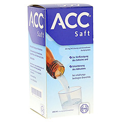 ACC Saft 20mg/ml 200 Milliliter N3