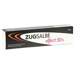 ZUGSALBE effect 50% Salbe 40 Gramm N1
