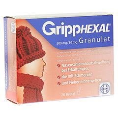 GrippHEXAL 500mg/30mg 20 Stück N2