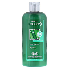 LOGONA Creme-Shampoo Bambus 250 Milliliter