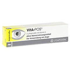 VITA POS Augensalbe m.Vitamin A 5 Gramm