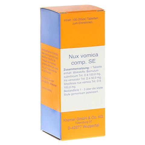 NUX VOMICA COMP.SE Tabletten 100 Stück N1
