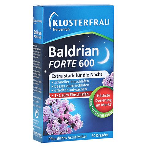 Nervenruh Baldrian Forte 600 30 Stück