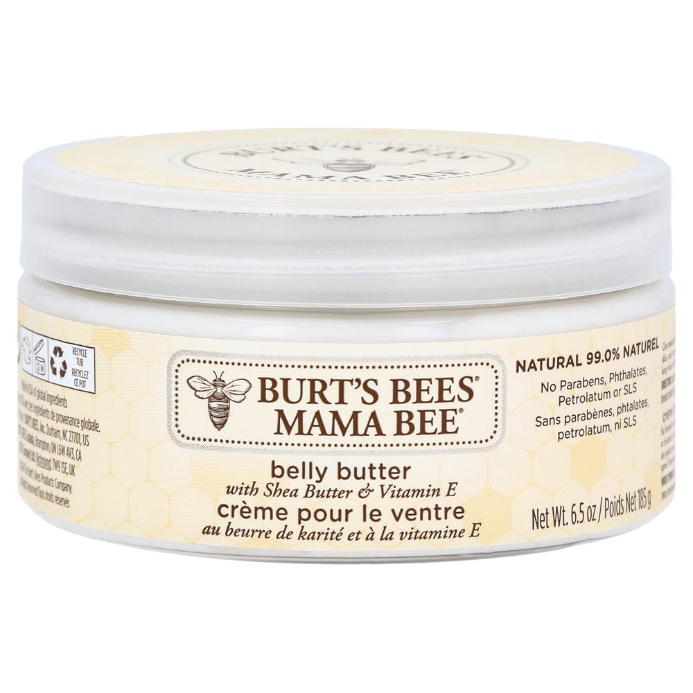 erfahrungen zu burt 39 s bees mama bee belly butter 185 gramm medpex versandapotheke. Black Bedroom Furniture Sets. Home Design Ideas