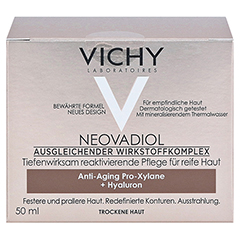 VICHY NEOVADIOL Creme trockene Haut + gratis VICHY NEOVADIOL Serum 7 ml 50 Milliliter - Vorderseite