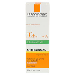 ROCHE-POSAY Anthelios Gel-Creme LSF 50+ / R 50 Milliliter - Vorderseite