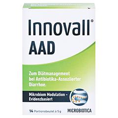INNOVALL Microbiotic AAD Pulver 14x5 Gramm - Vorderseite