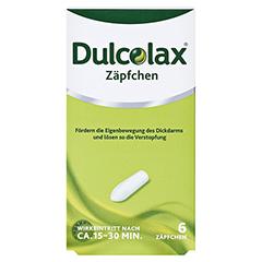 Dulcolax 6 Stück N1 - Vorderseite