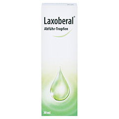 Laxoberal Abführ-Tropfen 7,5mg/ml 30 Milliliter N2 - Vorderseite