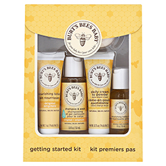 BURT'S BEES Baby Bee Starter Kit 1 Stück - Vorderseite