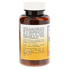 L-ARGININ+OPC 600 mg Kapseln 100 Stück - Linke Seite