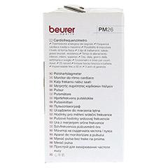 BEURER PM26 Pulsuhr 1 Stück - Linke Seite