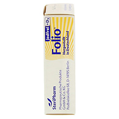 FOLIO jodfrei+D3 Filmtabletten 120 Stück - Rechte Seite