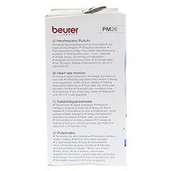 BEURER PM26 Pulsuhr 1 Stück - Rechte Seite