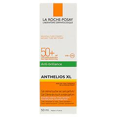 ROCHE-POSAY Anthelios Gel-Creme LSF 50+ /R 50 Milliliter - Rückseite