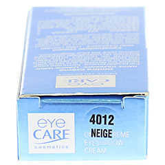 EYE CARE Lidschattencreme perle 5 Gramm - Oberseite