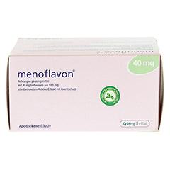 MENOFLAVON 40 mg Kapseln 90 Stück - Oberseite