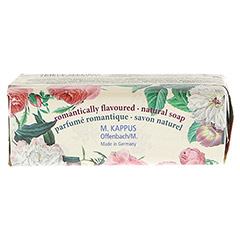 KAPPUS Florosa peony bed Seife 150 Gramm - Unterseite