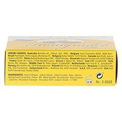 KAPPUS Honigmilch Seife 50 Gramm - Unterseite