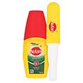 Autan Protection Plus Zeckenschutz Pumpspray + gratis Autan Picknickbesteck 100 Milliliter