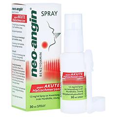 NEO-ANGIN Benzydamin akute Halsschmerzen Spray 30 Milliliter