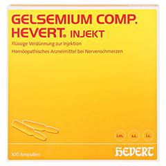 GELSEMIUM COMP.Hevert injekt Ampullen 100 Stück N3 - Vorderseite