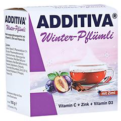 ADDITIVA Winter-Pflümli Pulver 100 Gramm