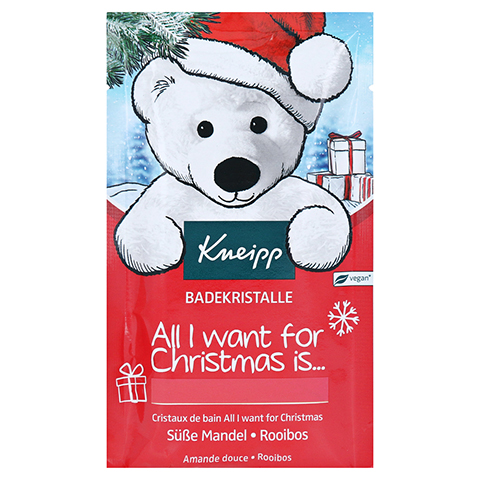 KNEIPP Badekristalle All I want for Christmas is 60 Gramm