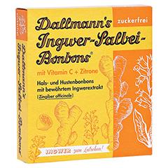 DALLMANN'S Ingwer Salbei Bonbons 37 Gramm