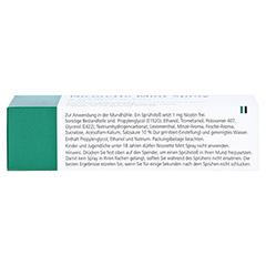 NICORETTE Mint Spray 1 mg/Sprühstoß 1 Stück - Unterseite