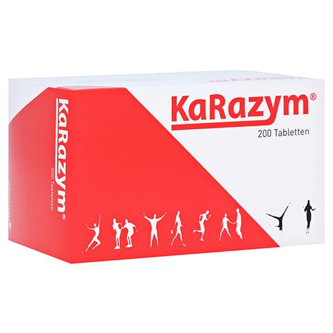 Karazym Magensaftresistente Tabletten 200 Stück