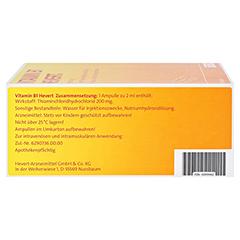 Vitamin B1-Hevert 100 Stück - Rechte Seite