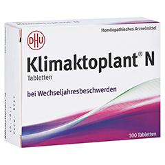KLIMAKTOPLANT N Tabletten 100 Stück N1