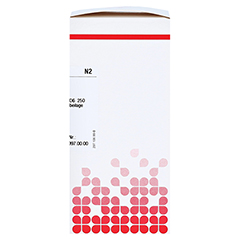 CINA D 6 Tabletten 200 Stück N2 - Rechte Seite