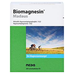 Biomagnesin Madaus 200 Stück N3 - Vorderseite