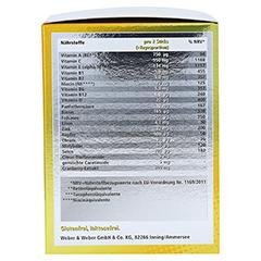 Immun-boost Orthoexpert Direktgranulat 56x3.8 Gramm - Linke Seite