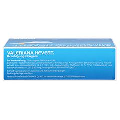 Valeriana Hevert Beruhigungsdragees 100 Stück - Oberseite