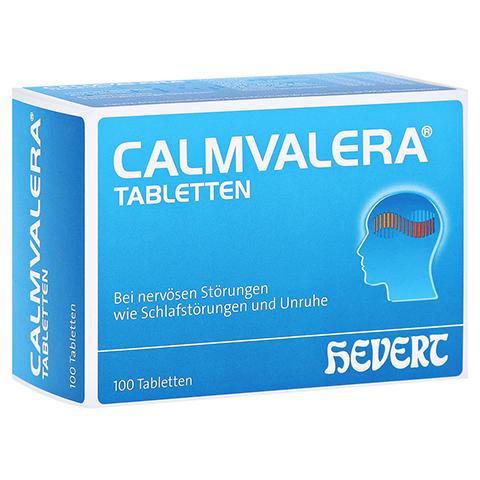 CALMVALERA Hevert Tabl. 100 Stück N1