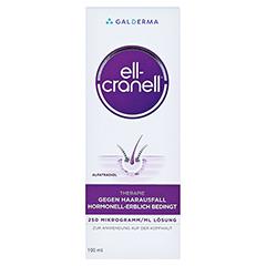 Ell-Cranell 250 Mikrogramm/ml 100 Milliliter - Vorderseite
