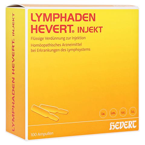 LYMPHADEN HEVERT injekt Ampullen 100 Stück N3