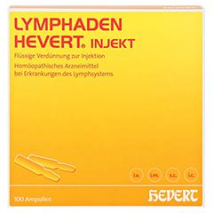 LYMPHADEN HEVERT injekt Ampullen 100 Stück N3 - Vorderseite