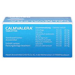 CALMVALERA Hevert Tabletten 200 Stück N2 - Oberseite